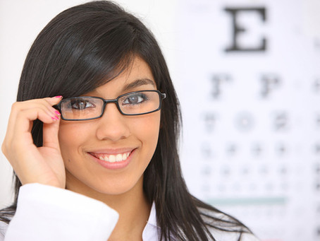 Signs you might need an eye exam