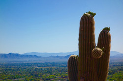 Camelback-Mountain-hike-view-of-Paradise-Valley