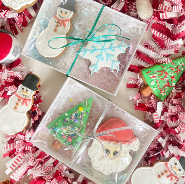 Gingerbread Biscuit Gift Pack