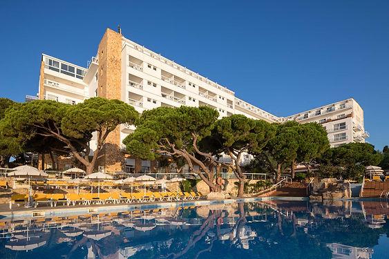 Hotel Caleta Palace, Platja d'Aro, Costa Brava