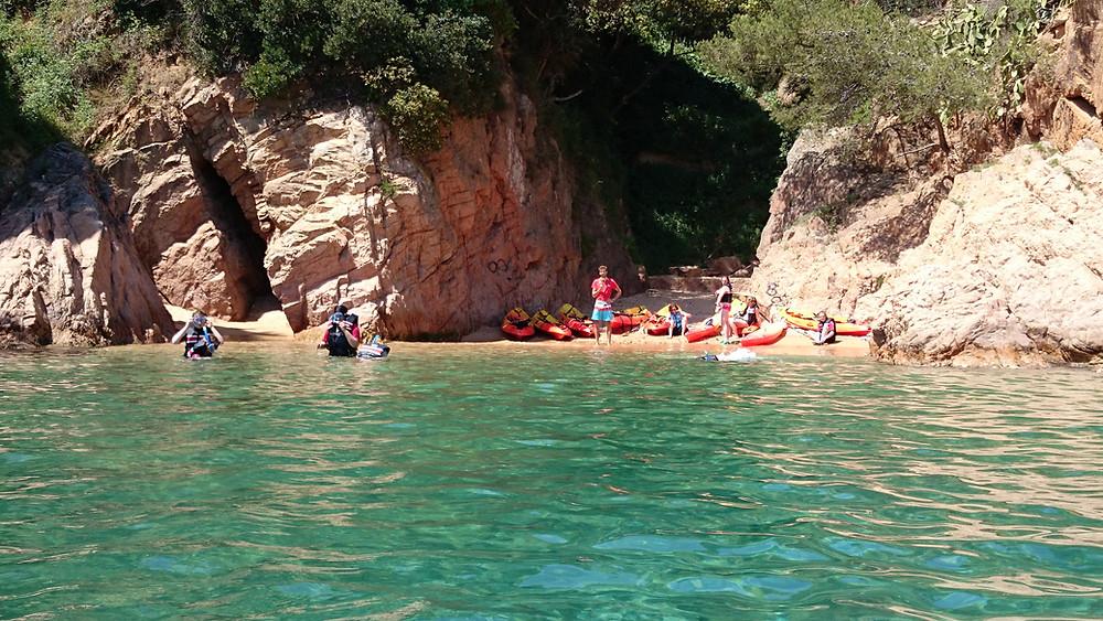 SunSports Kayak expedition