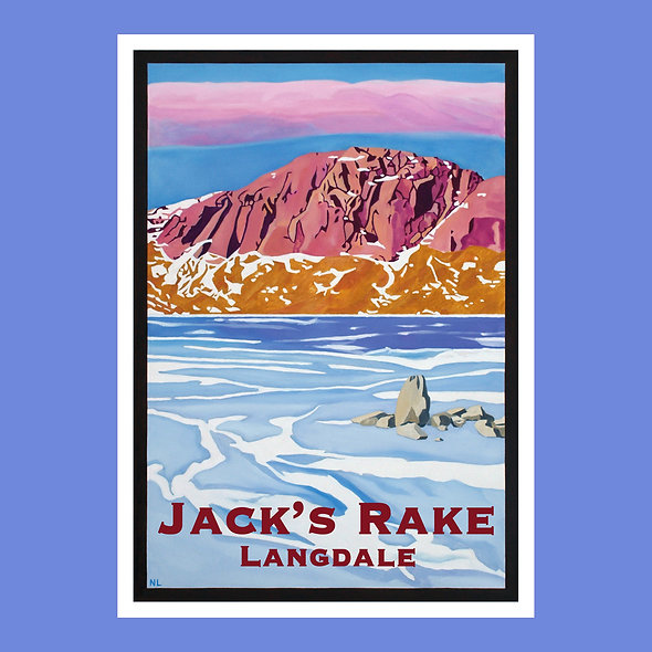 Jack's Rake Coaster