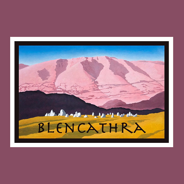 Blencathra Coaster