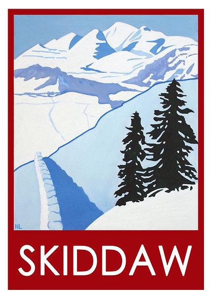 Skiddaw Greeting Card
