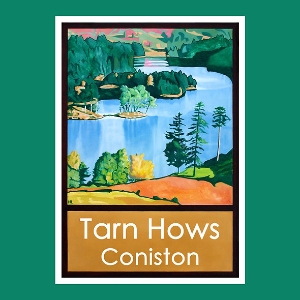 Tarn Hows Coaster