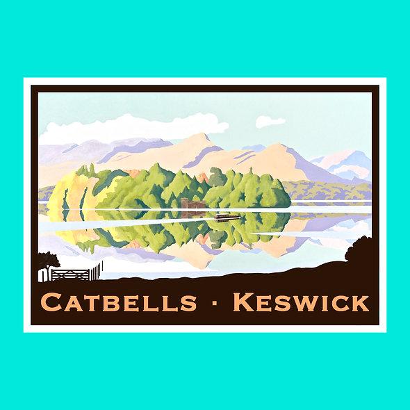 Catbells Coaster