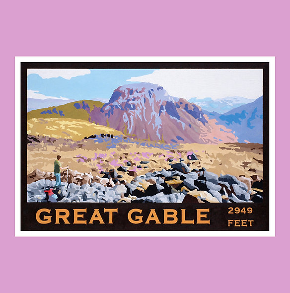 Great Gable Coaster