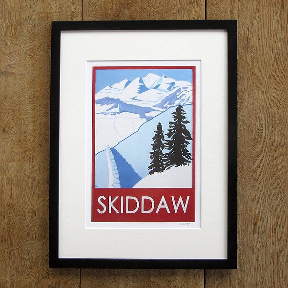Skiddaw Framed Print