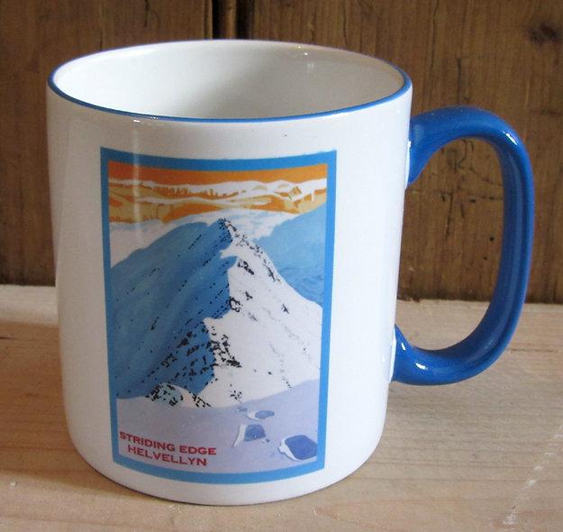 Striding Edge Mug