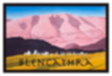 Blencathra Original Oil Painting