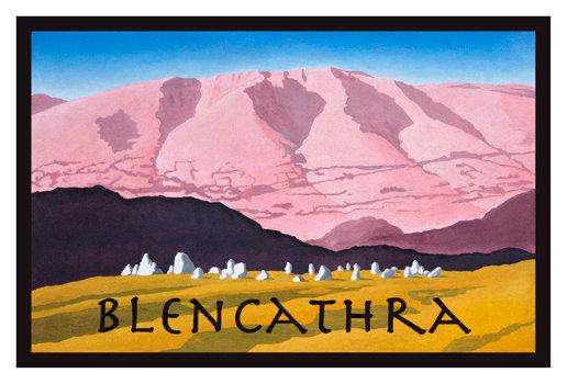 Blencathra Unframed Print