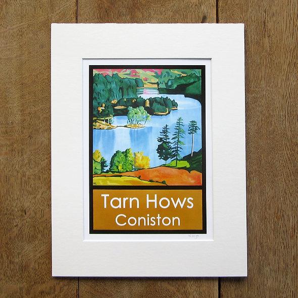 Tarn Hows Unframed Print