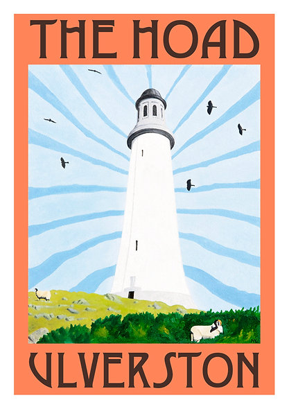 The Hoad Greeting Card