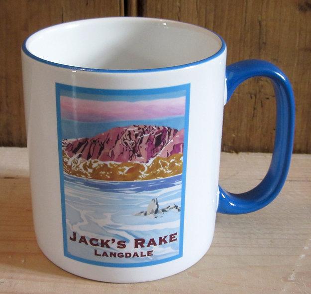 Jack's Rake Mug