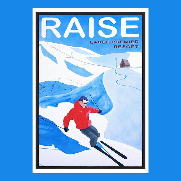 Raise Coaster