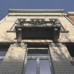 rénovation maison bruxelloise logements