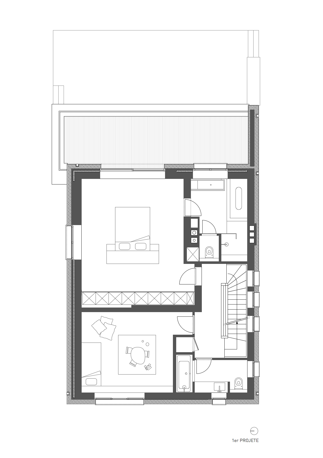 plan architecte bruxelles