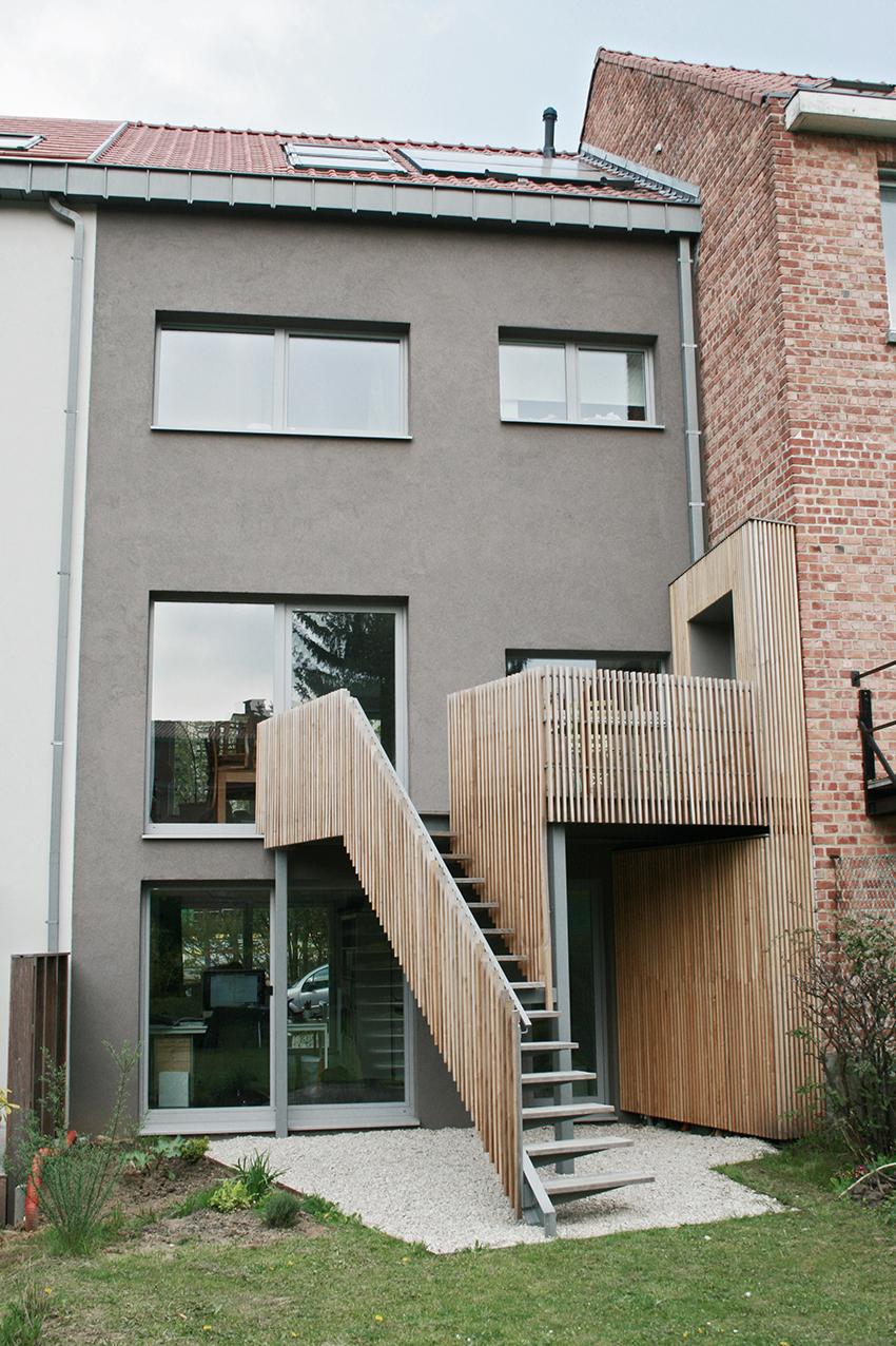 maison d'architecte bruxelles