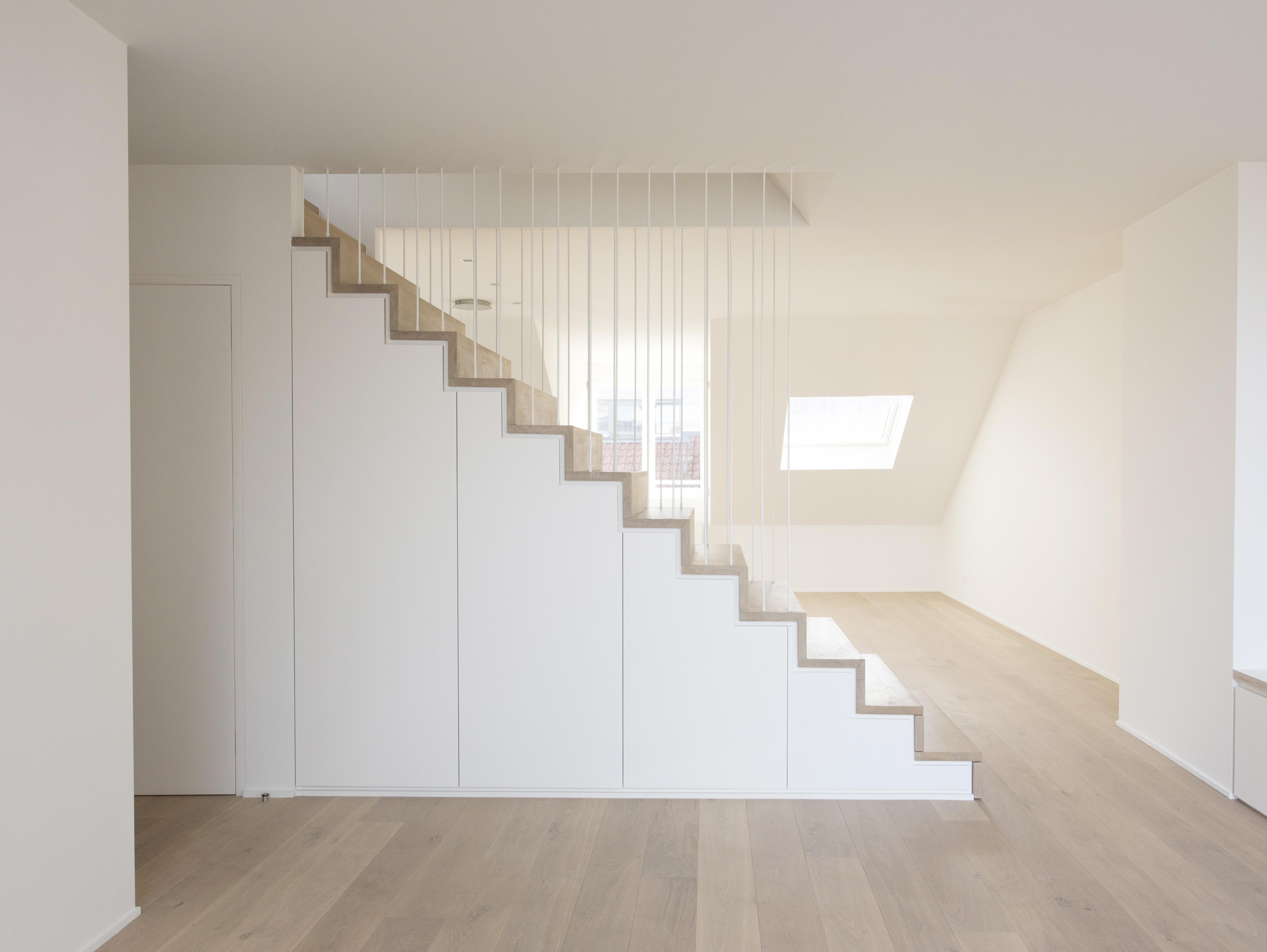 création escalier design bruxelles