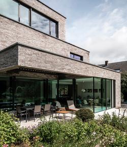 architecte belgique nouvelle construction