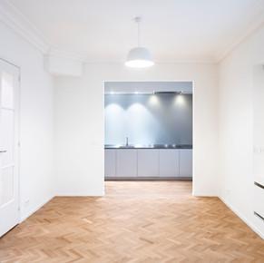rénovation appartement architecte