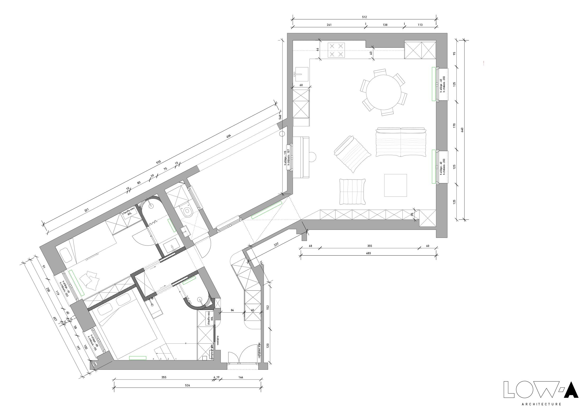 rénovation Paris architecte