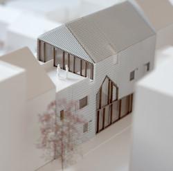 architectes bruxelles  maquette
