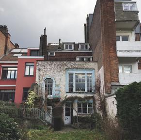 rénovation passive Bruxelles architecte