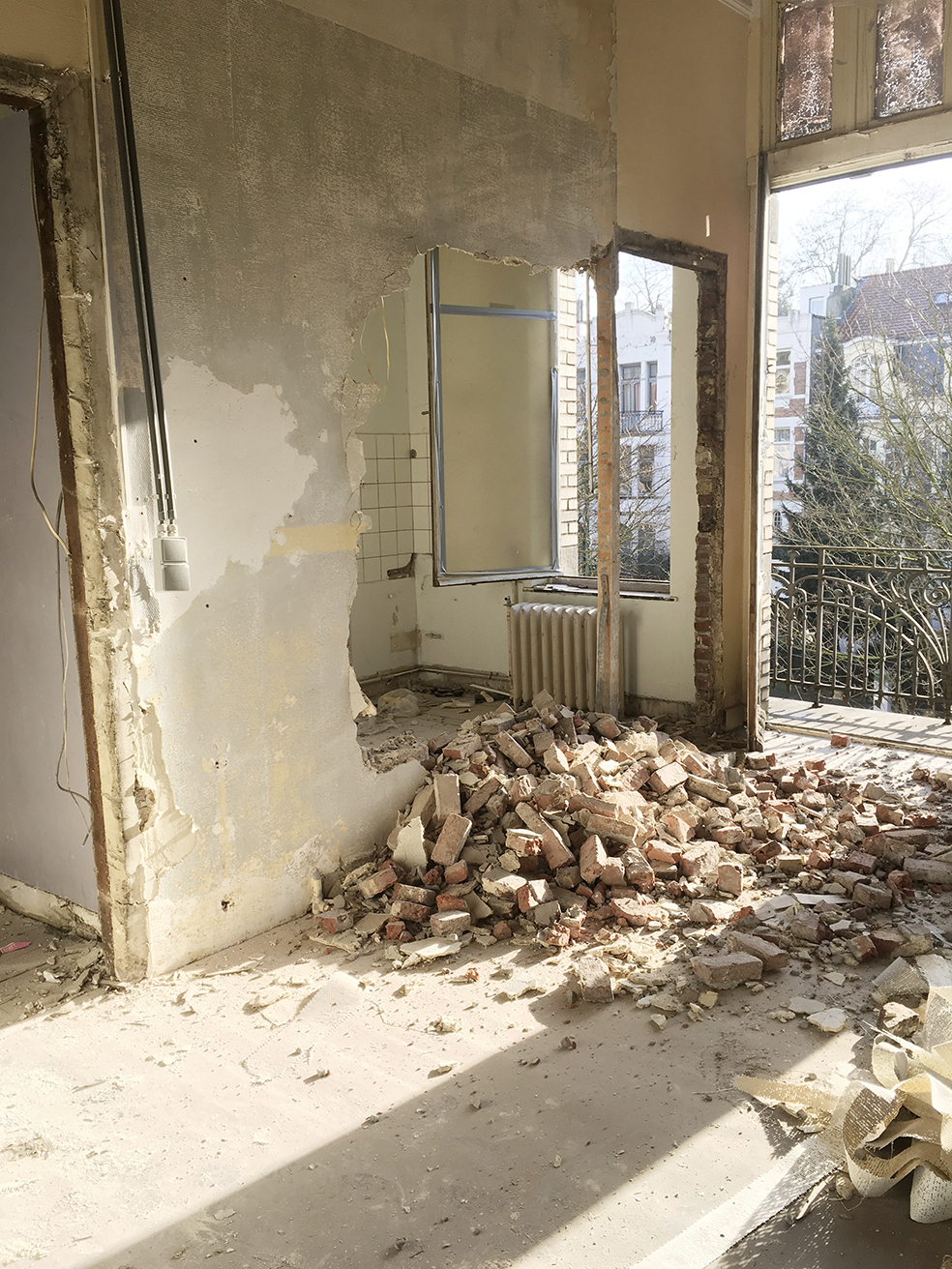 chantier bruxelles logement social