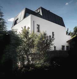 rénovation belgique maison moderne