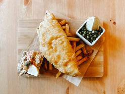 ROTHWELL FISH AND CHIPS