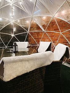 igloo dining