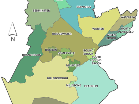 The best towns to own rentals in Somerset County, NJ
