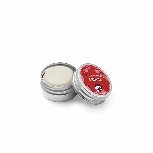 PACHAMAMAÏ - CANDIZ Dentifrice Solide Arôme naturel de fraise