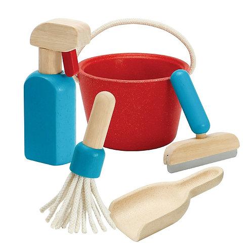 PLAN TOYS - Set de ménage