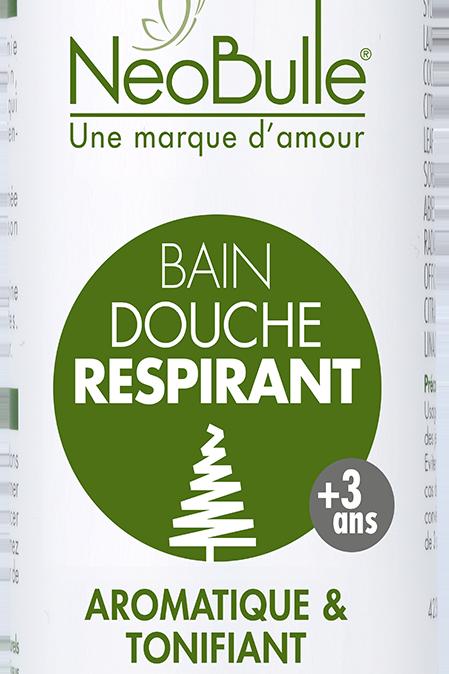 NEOBULLE - Bain douche respirant 400ml