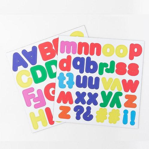 FERFLEX -Lettres magnétiques