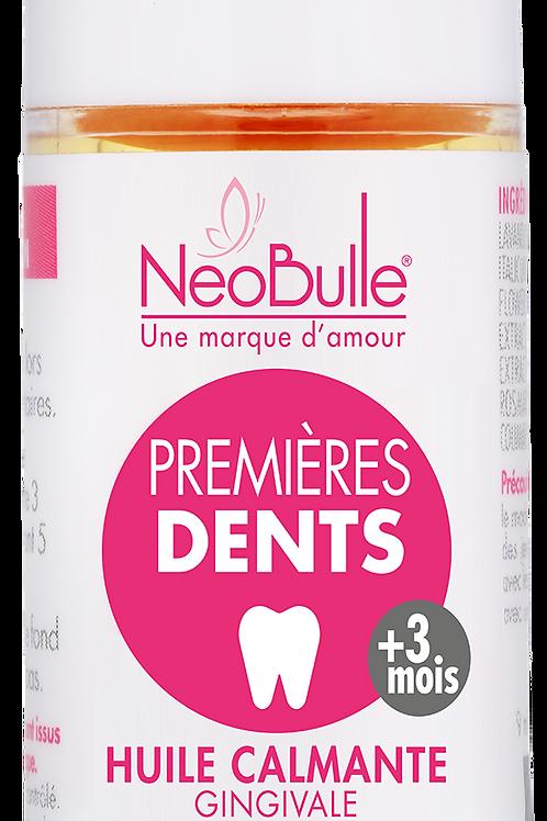 NEOBULLE - Premières dents