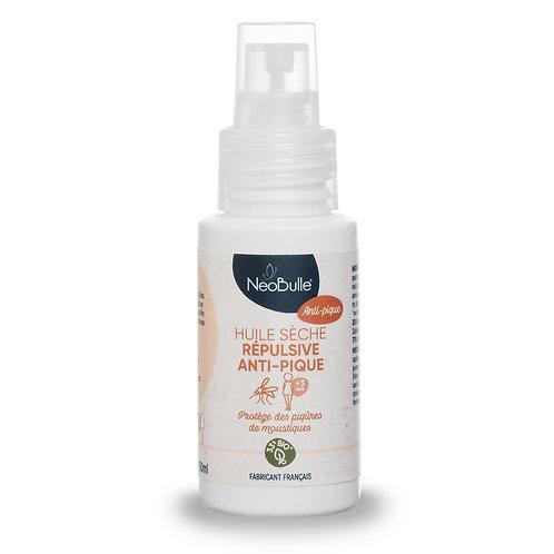 NEOBULLE - Huile sèche répulsive anti-pique 3ans+