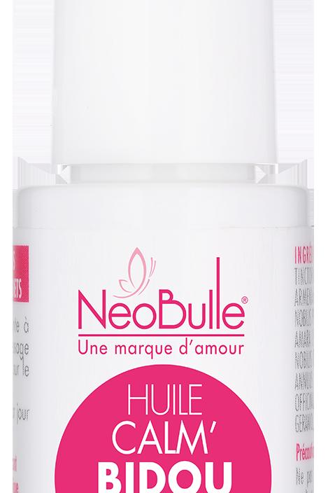 NEOBULLE - Calm'bidou, huile de massage
