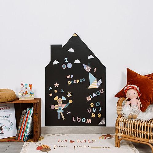 FERFLEX - Tableau magnétique Maison