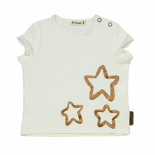 R.GREEN - Tee-shirt EDEN