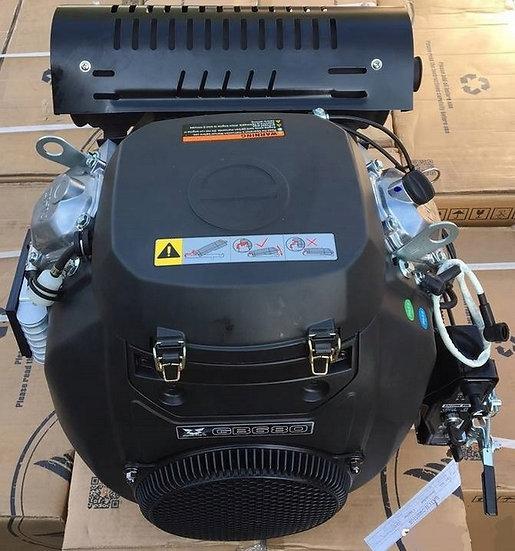 Silnik ZONGSHEN GB680 22 TWIN poziomy wał