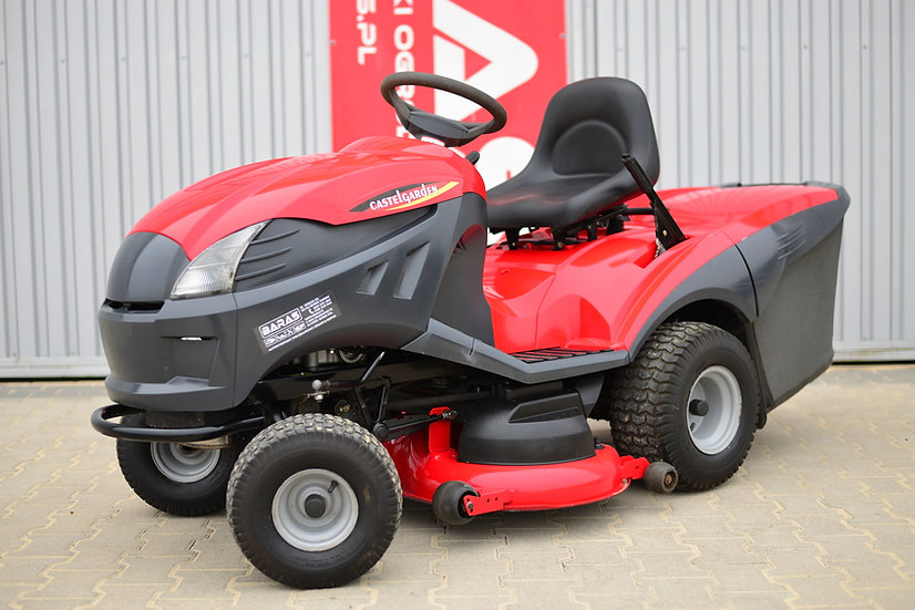 Traktorek Castelgarden NOWY silnik (211115)