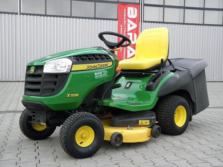 Traktorek John Deere X 155 R (060703)