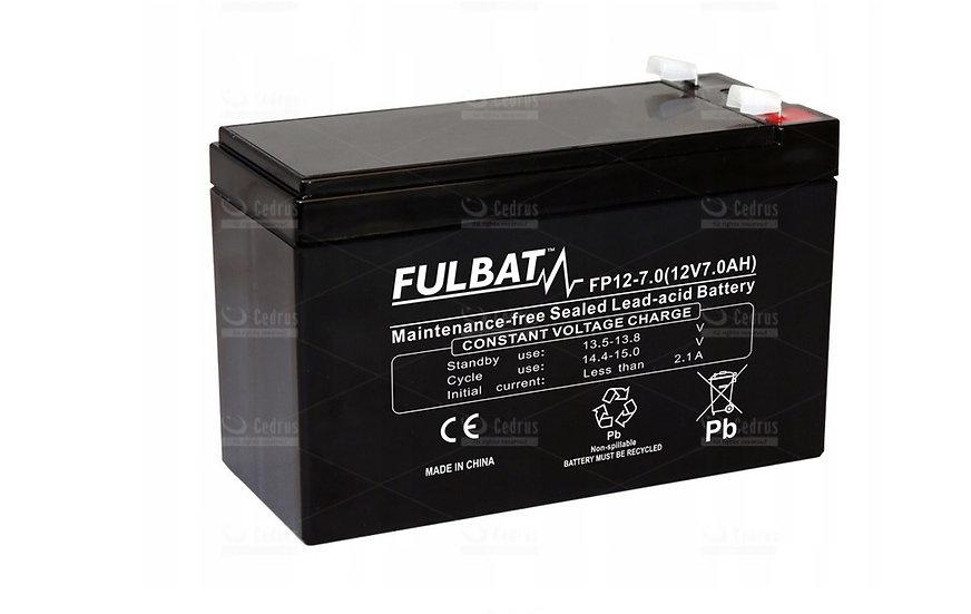Akumulator FULBAT FP12-7