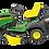 Thumbnail: John Deere X166R