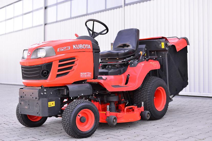 Traktorek Kosiarka KUBOTA G23 (150701)