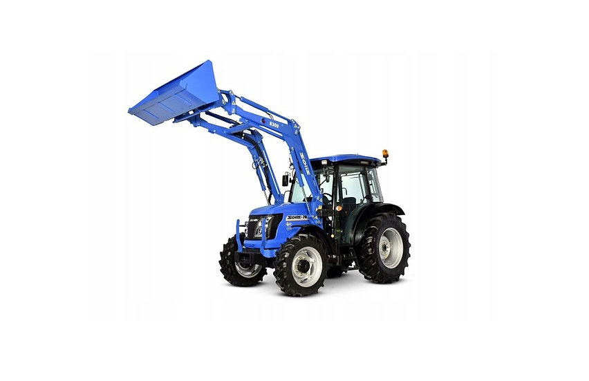 Traktor Solis 75 CRDi 4WD