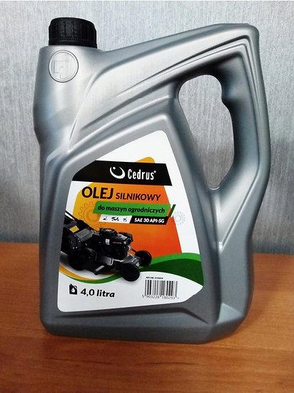 Olej Cedrus SAE 30 API-SG 4 L